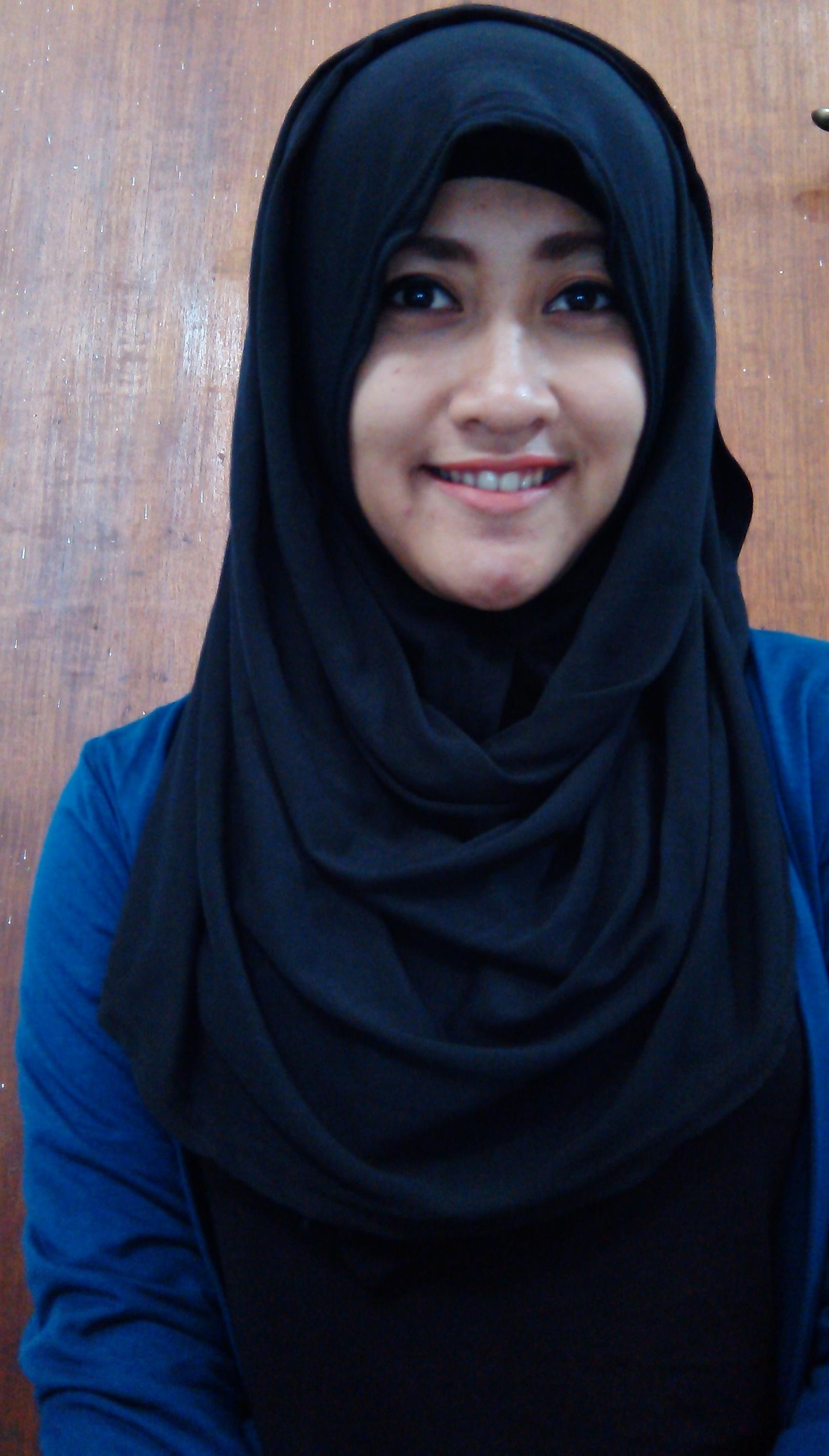 Cara Memakai Jilbab Simpel Untuk Interview Angga Sanusi